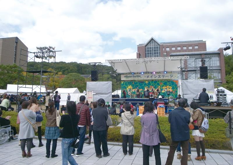 同志社大学京田辺祭ADAM祭